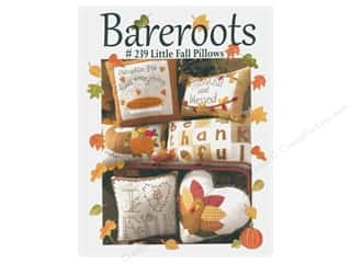 Bareroots Patterns Little Harvest Pillows Pattern