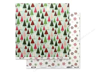 Clearance: Echo Park Collection Merry & Bright Paper 12 in. x 12 in. Winter Wonderland (25 pieces)