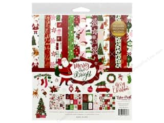Echo Park Collection Merry & Bright Collection Kit