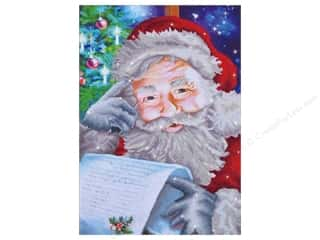 Diamond Dotz Facet Art Kit Advanced Santa's Wish List