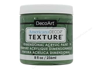 DecoArt Americana Decor Texture Acrylic 8 oz Meadow Green