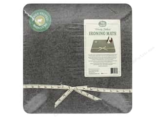 sewing & quilting: Wooly Felted Wonders Ironing Mat 17 in. x 17 in.
