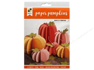 die cuts: DieCuts Kit Paper Pumpkins