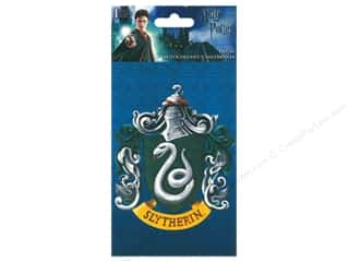 scrapbooking & paper crafts: SandyLion Decal Warner Bros Harry Potter Slytherin