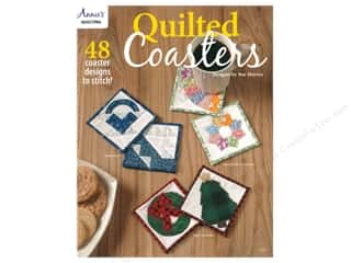 Annie's Quilted Coasters Book Picture