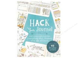 books & patterns: Lark Hack Your Journal Book
