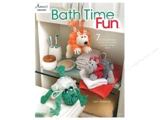 Annie's Crochet Bath Time Fun Book