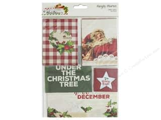 Simple Stories Collection Vintage Christmas Snap Cards