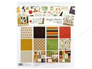 ruler: Simple Stories Collection School Rocks Collection Kit