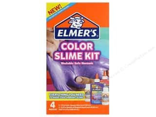Elmer's Slime Kit Opaque Pink & Purple