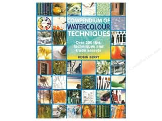 Clearance: Search Press Compendium Of Watercolour Techniques Book