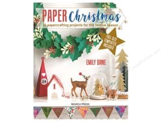 scrapbooking & paper crafts: Search Press Paper Christmas Book