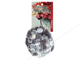 decorative floral: Panacea Decorative Accents Glass Gems Wineberry 12 oz