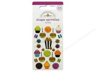Doodlebug Collection Halloween Sprinkles Shape Tiny Treats