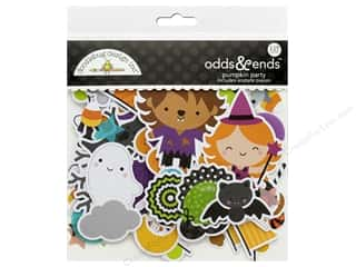 die cuts: Doodlebug Collection Pumpkin Party Odds & Ends