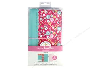elastic: Doodlebug Collection So Punny Travel Planner Poppy Dots