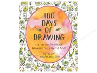 books & patterns: 100 Days Of Drawing Book