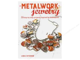 beading & jewelry making supplies: Cico Metalwork Jewelry Book