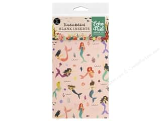 Echo Park Collection Mermaid Tales Travelers Notebook Insert Blank