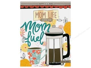 books & patterns: Leisure Arts Mom Life Coloring Book