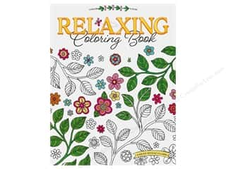 Leisure Arts Relaxing Coloring Book