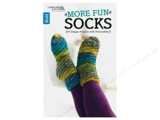 Leisure Arts More Fun Socks Book