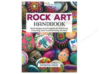 Fox Chapel Publishing Rock Art Handbook Book