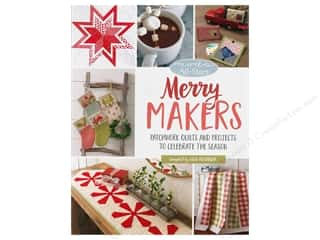 books & patterns: That Patchwork Place Moda All-Stars Merry Makers Book