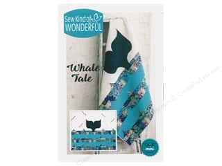 Sew Kind Of Wonderful QCR Mini Whale Tale Pattern