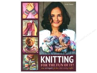 yarn: Trafalgar Square Knitting For The Fun Of It Book