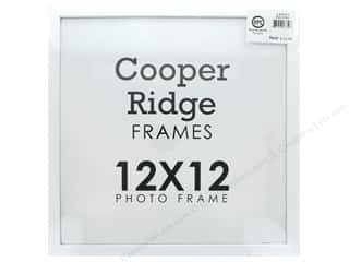craft & hobbies: Sierra Pacific Crafts 12 x 12 in. Wood Frame with Easel White