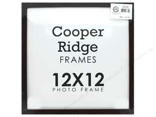 craft & hobbies: Sierra Pacific Crafts Frame Wood 12 in. x 12 in. With Easel Walnut