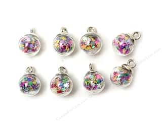 Jesse James Embellishments - Mini Bubble Ball Unicorn