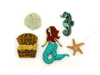 novelties: Jesse James Embellishments Sea Siren