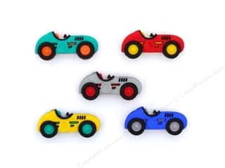 craft & hobbies: Jesse James Embellishments Speed Racers