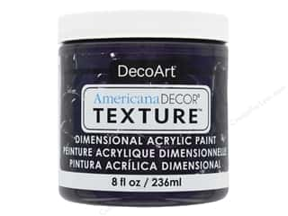 craft & hobbies: DecoArt Americana Decor Texture Acrylic Deep Plum 8 oz