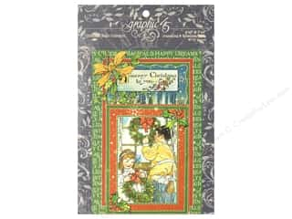 Clearance: Graphic 45 Collection Christmas Magic Ephemera