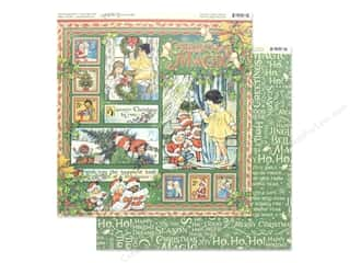 Graphic 45 Collection Christmas Magic Paper 12 in. x 12 in. (25 pieces)