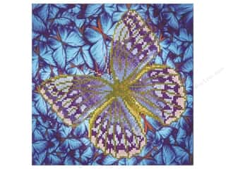 Diamond Dotz Intermediate Kit - Flutterby Silver
