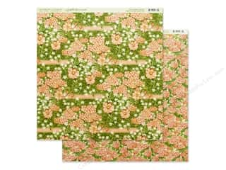 Graphic 45 Collection Garden Goddess Paper 12 in. x 12 in. Happiness Blossoms (25 pieces)