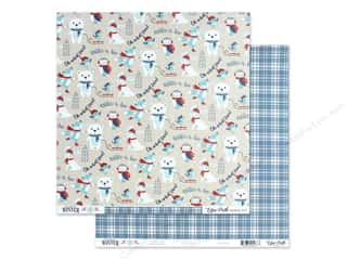 Echo Park Collection Celebrate Winter Paper 12 in. x 12 in. Oh What Fun (25 pieces)