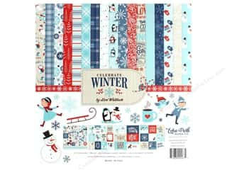 Echo Park Collection Celebrate Winter Collection Kit