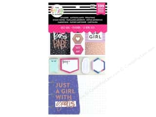 Me&My Big Ideas Happy Planner Sticker Multi Pack Boss Babe