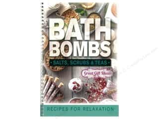 CQ Products Bath Bombs, Salts, Scrubs & Teas Book