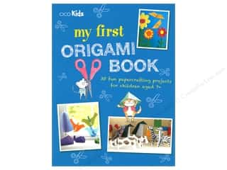 scrapbooking & paper crafts: Cico My First Origami Book