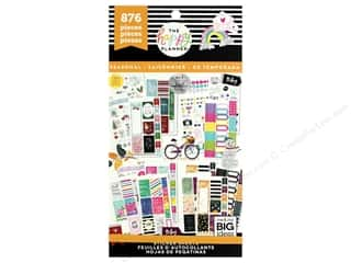 Me&My Big Ideas Collection Create 365 Happy Planner Sticker Value Pack All In A Season