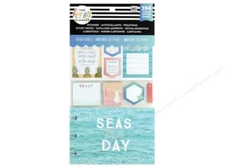 Me&My Big Ideas Happy Planner Sticker Multi Pack Beach Vibes