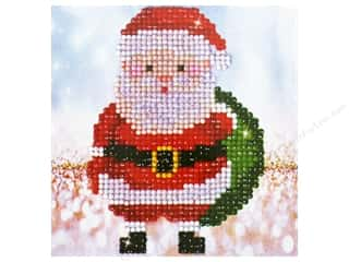 Diamond Dotz Beginner Kit - Santa Claus Sack