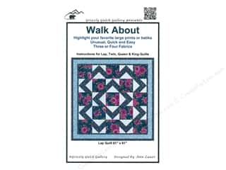Grizzly Gulch Gallery Walk About Pattern