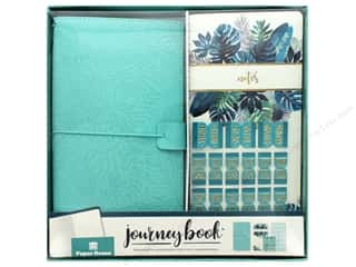scrapbooking & paper crafts: Paper House Collection Life Organized Journey Book Set Traveler Tropical